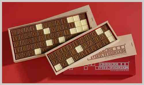 Telegramas de Chocolate