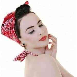 chica pin up
