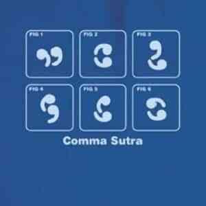 comma-sutra