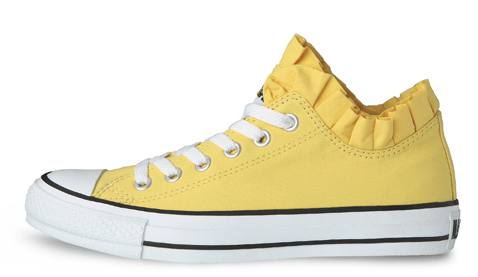 converse all star amarillas