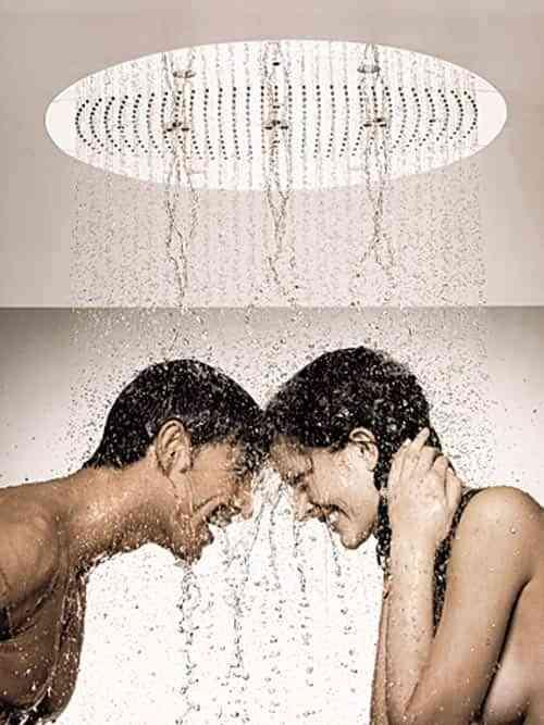 ducha mensaje sensual experiencia de novia