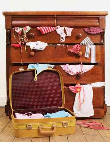 Consejos básicos para hacer la maleta