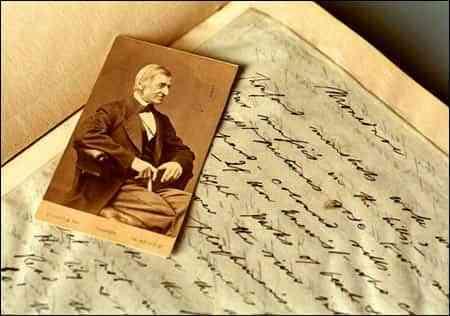 Frase de Ralph Waldo Emerson