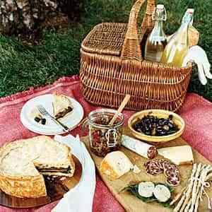 picnic spread m1