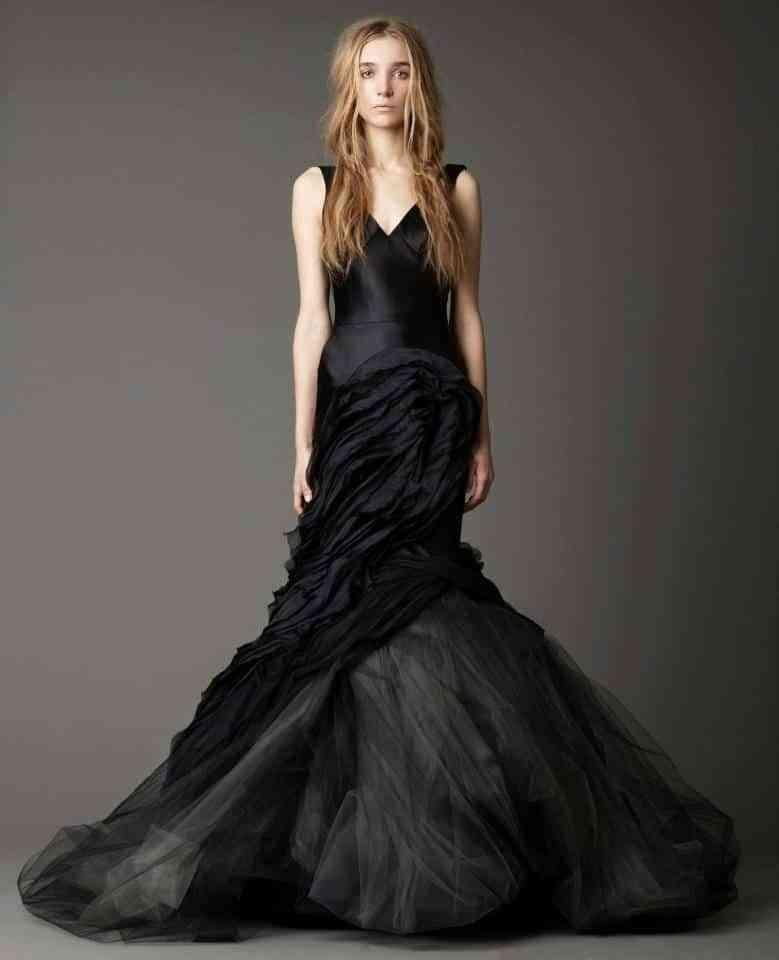 vestido de novia vera wang