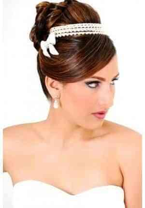 Peinados de novia para el otoño 2014