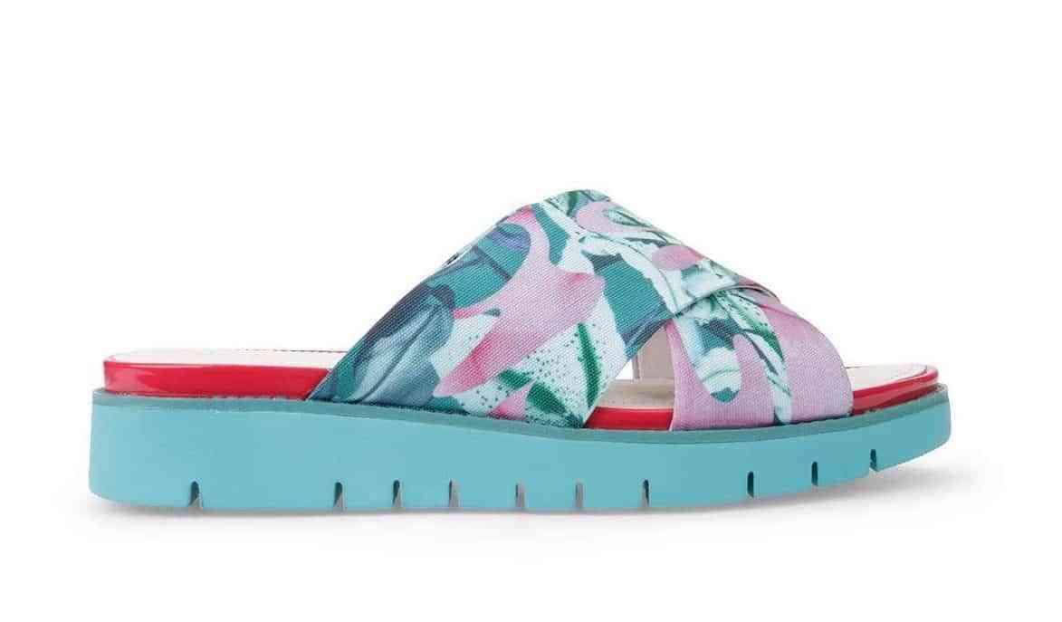 calzado Geox suela de goma