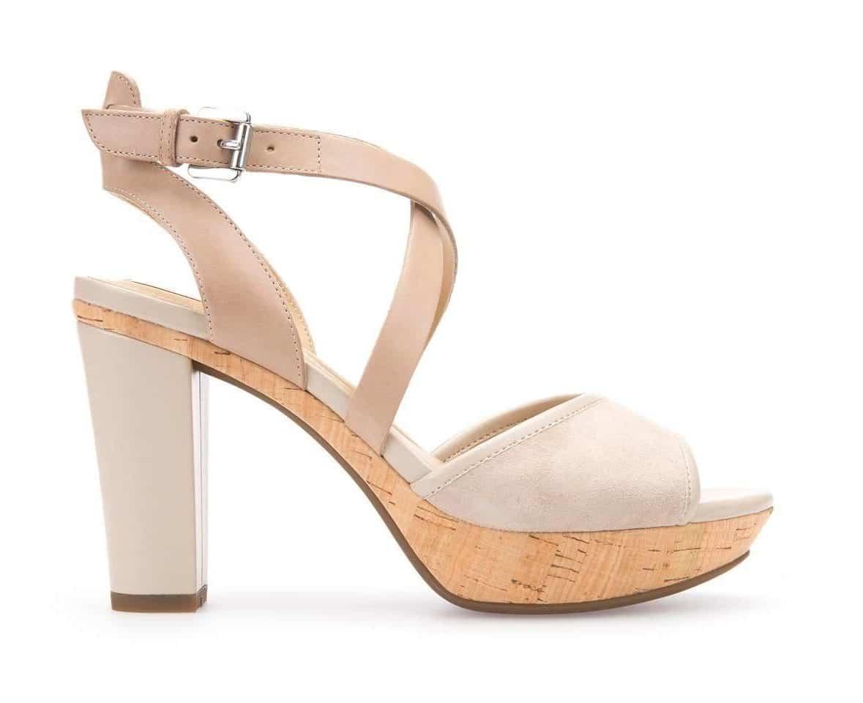 calzado Geox sandalias de tacón