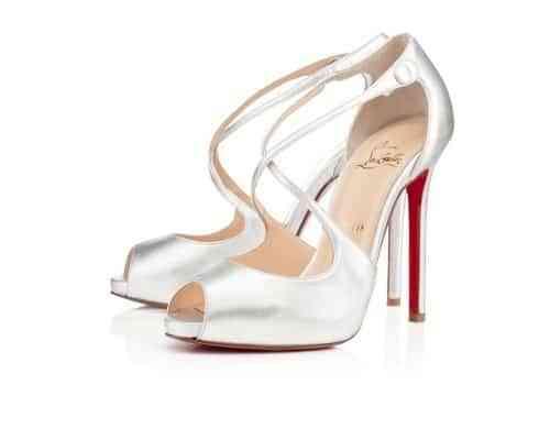 zapatos de novia louboutin