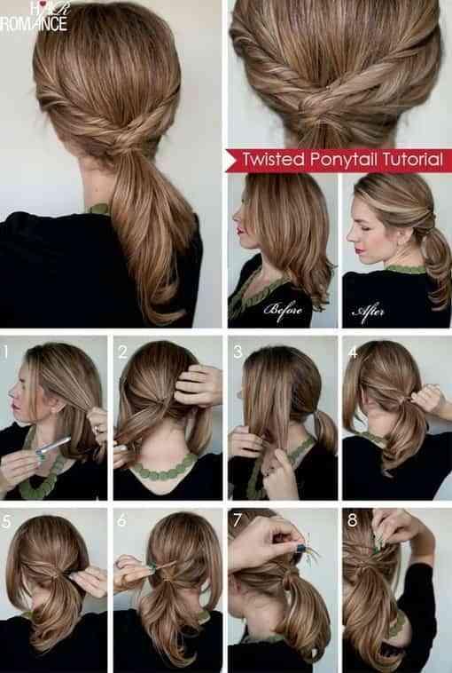 Peinados para boda tutorial