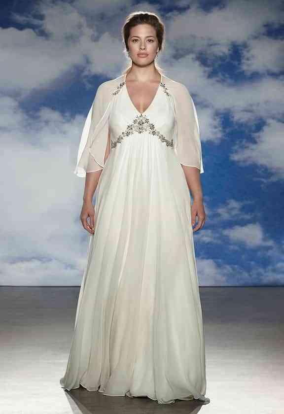 vestidos de novia 2015 jenny packham tallas grandes - amor, bodas y