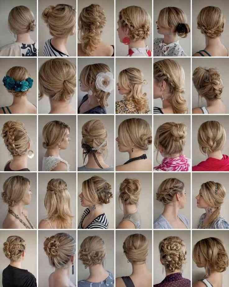 30 peinados