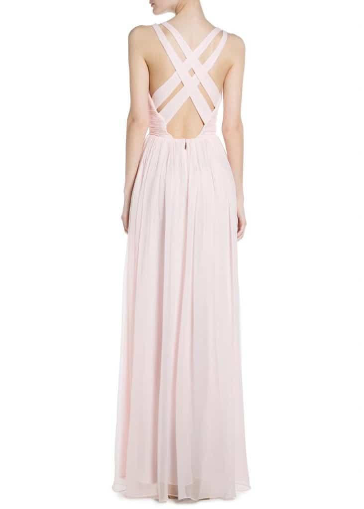 vestido de boda barato rosa 1.2