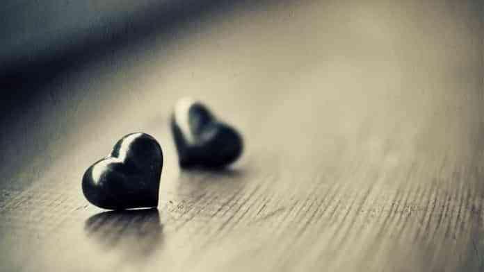 piedra de corazon