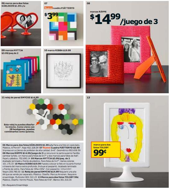 nuevos productos IKEA - catálogo IKEA 2015 2