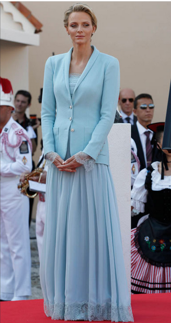 Charlenne de Mónaco