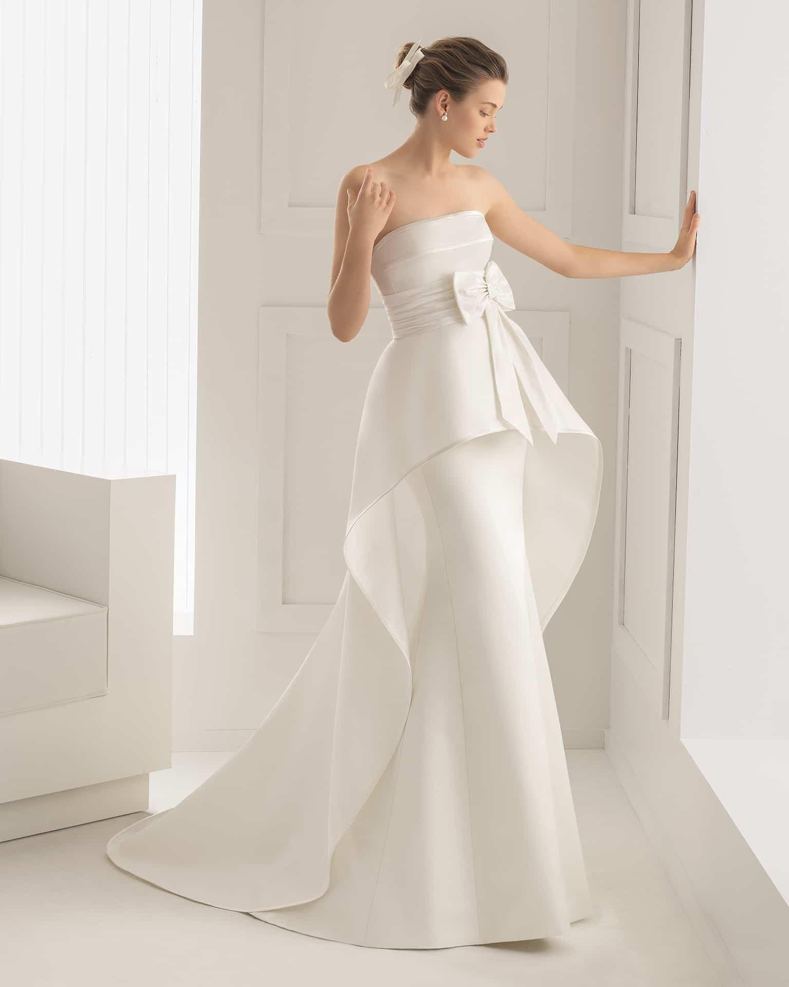 Nueva colección de novias de ROSA CLARÁ 2015