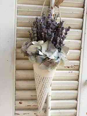 flores lavanda