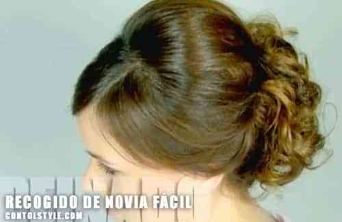 Peinado Para Novia Paso A Paso