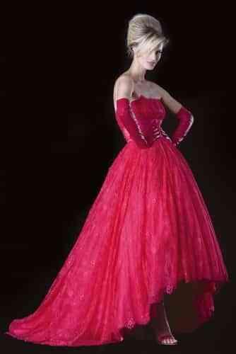 vestidos novia cymbeline