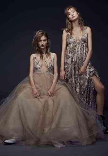 moda nupcial otoño 2015