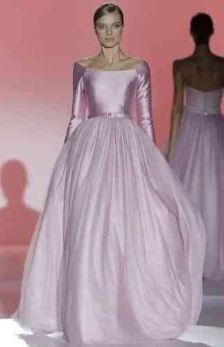 Vestidos de novia Hannibal Laguna 2015