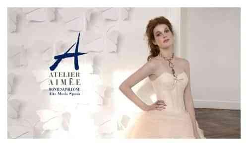 Espectaculares vestidos de novia italianos