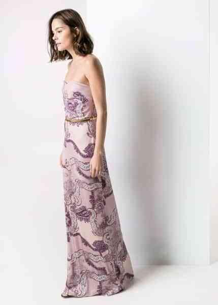 vestidos largos para una boda