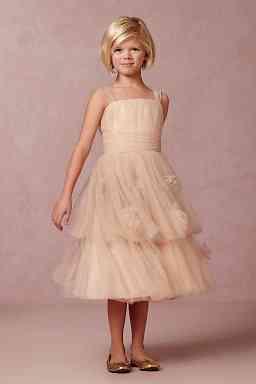vestidos para las niñas