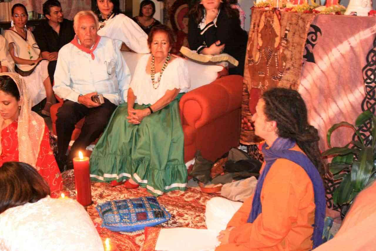 Boda por el rito hindú