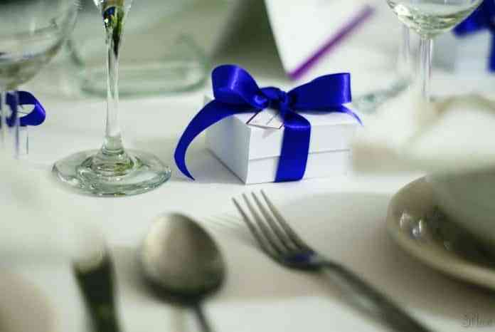 Regalar en una boda