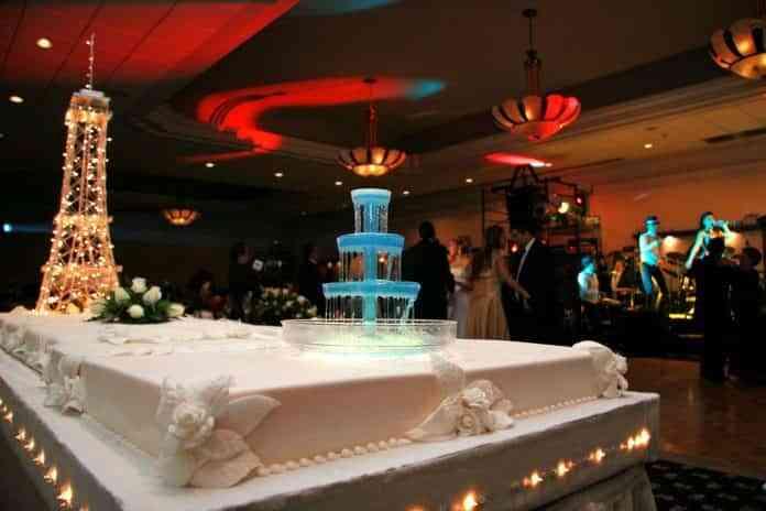 Tradiciones en una boda