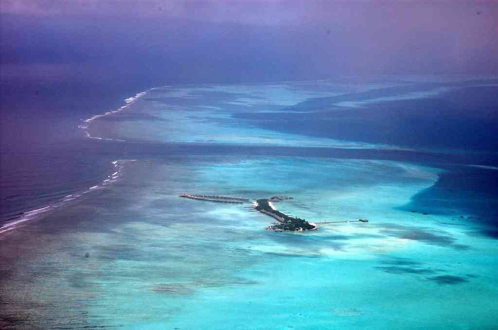 Alguna isla paradisíaca