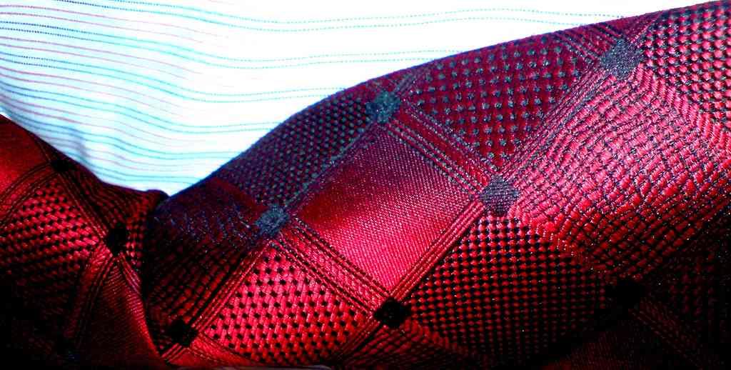 Elección de la corbata