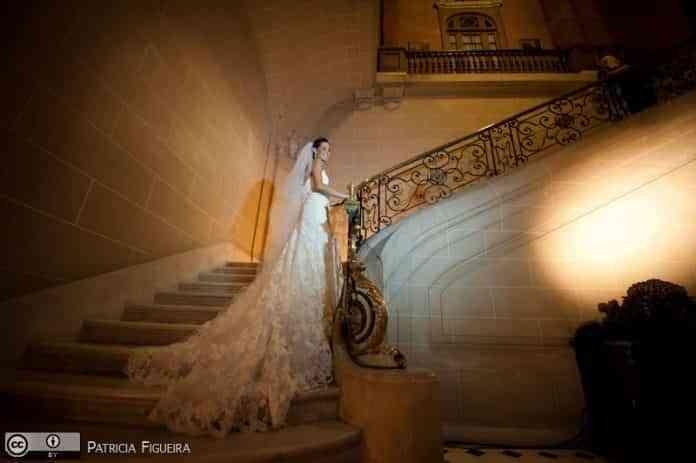 vestuario de novia