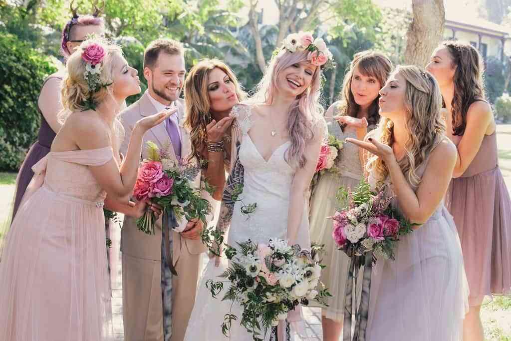 boda ultra formal