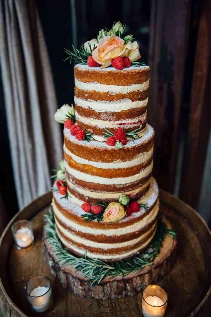Pasteles originales para bodas especiales