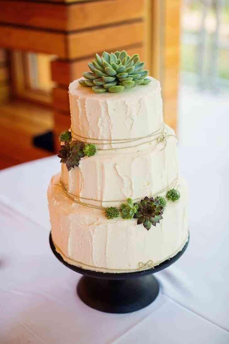 Pasteles originales para bodas para inspirarse