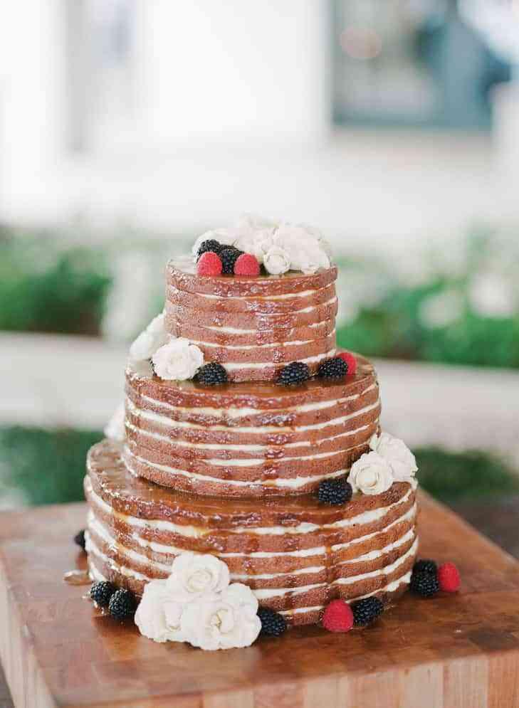 Pasteles originales para bodas para tener en cuenta