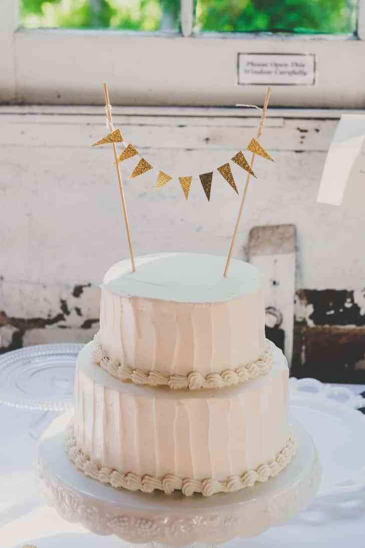 Distintos pasteles originales para bodas