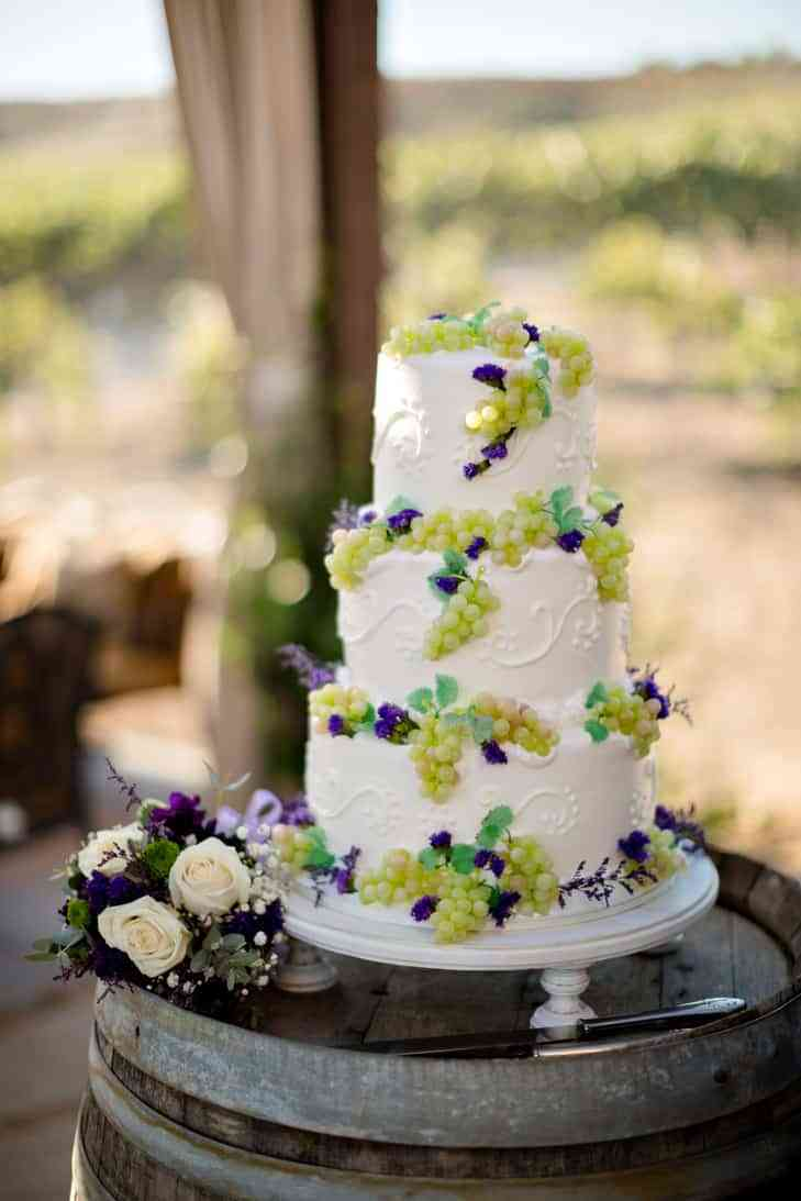 Pasteles originales para bodas para inspirarte
