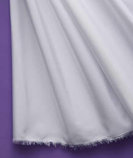 La elección de las telas para vestidos