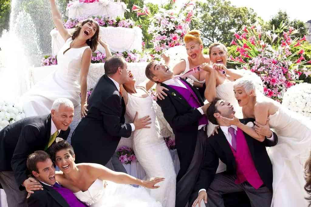 Ideas divertidas para tu boda