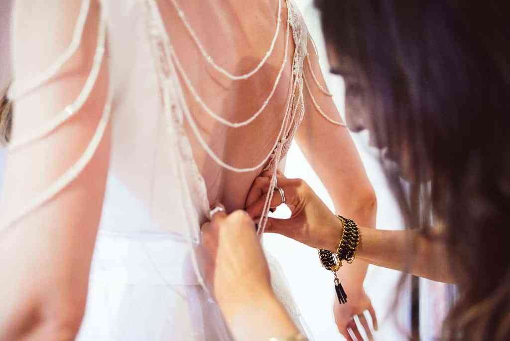 Historia de los vestidos de novia