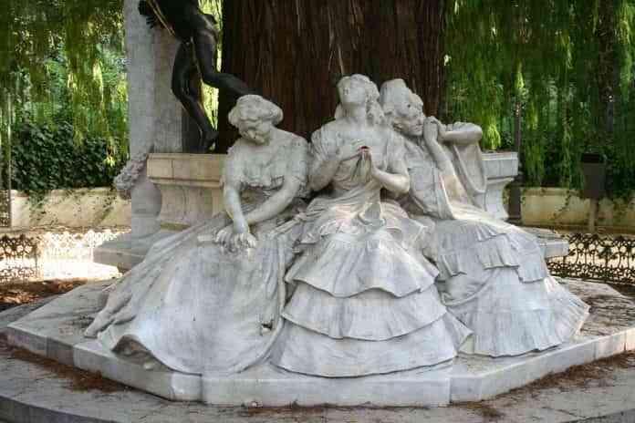 Cinco grandes poetas