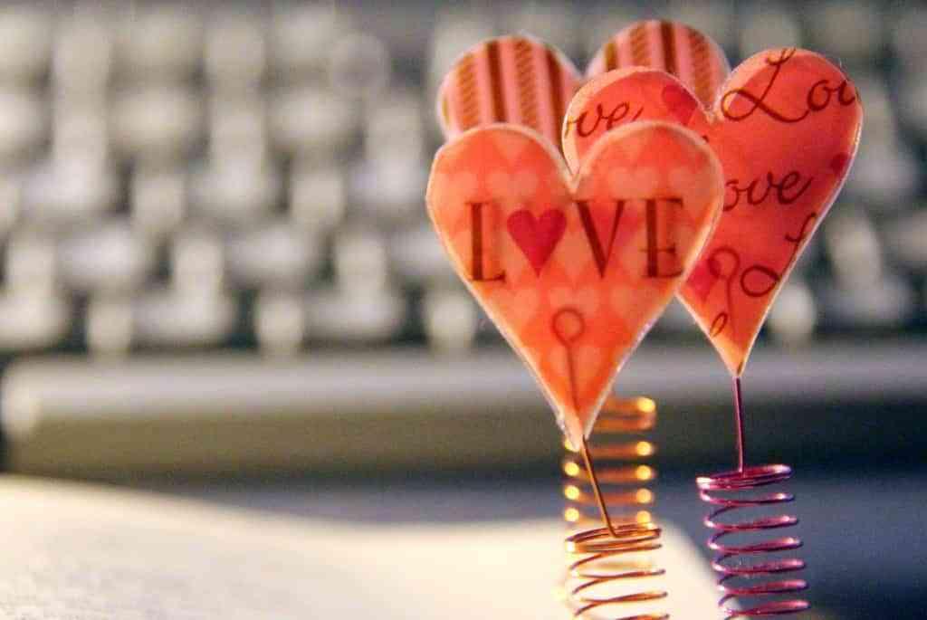 Difernetes festejos de San Valentín