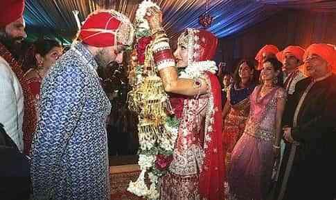 Algunas bodas más famosas