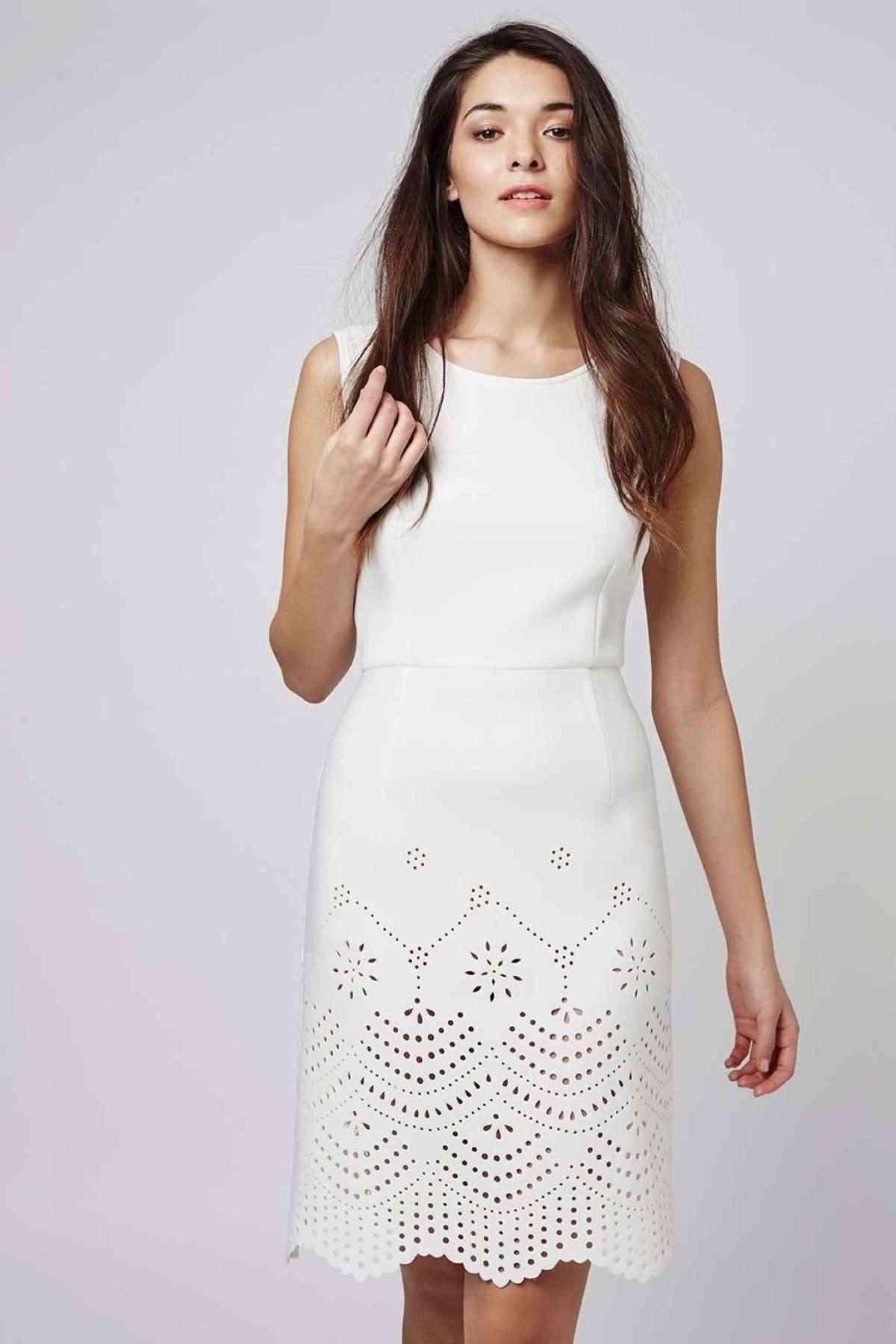 vestidos de novia low cost top shop
