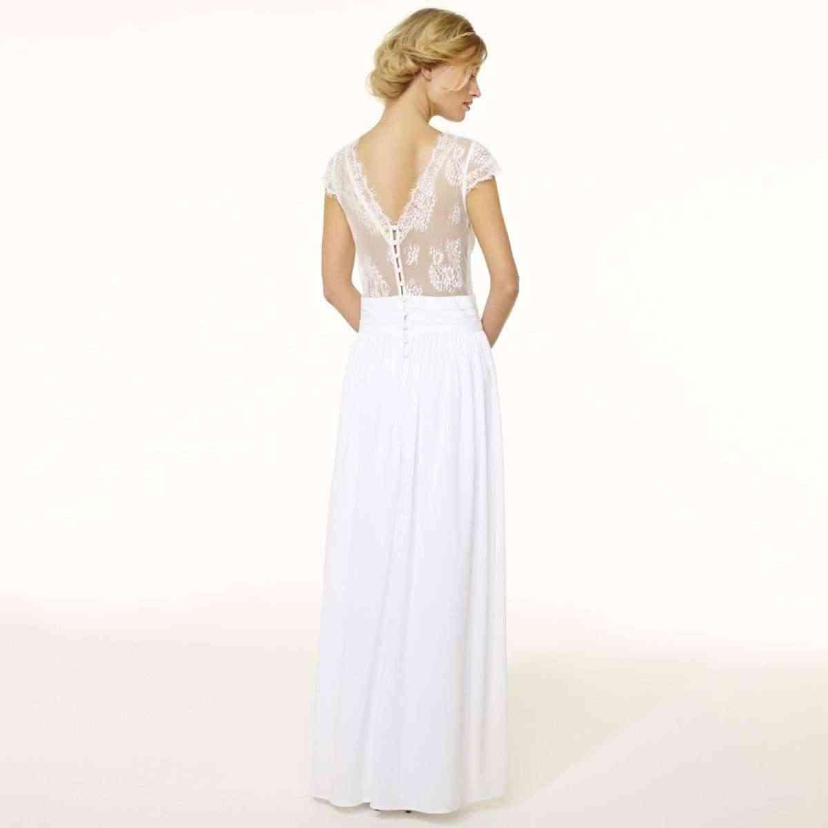 vestidos de novia low cost kiabi