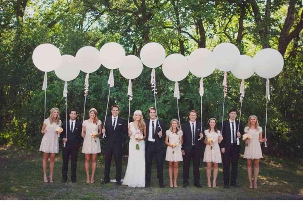 globos para bodas globos xxl